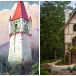 rapunzel tiny house