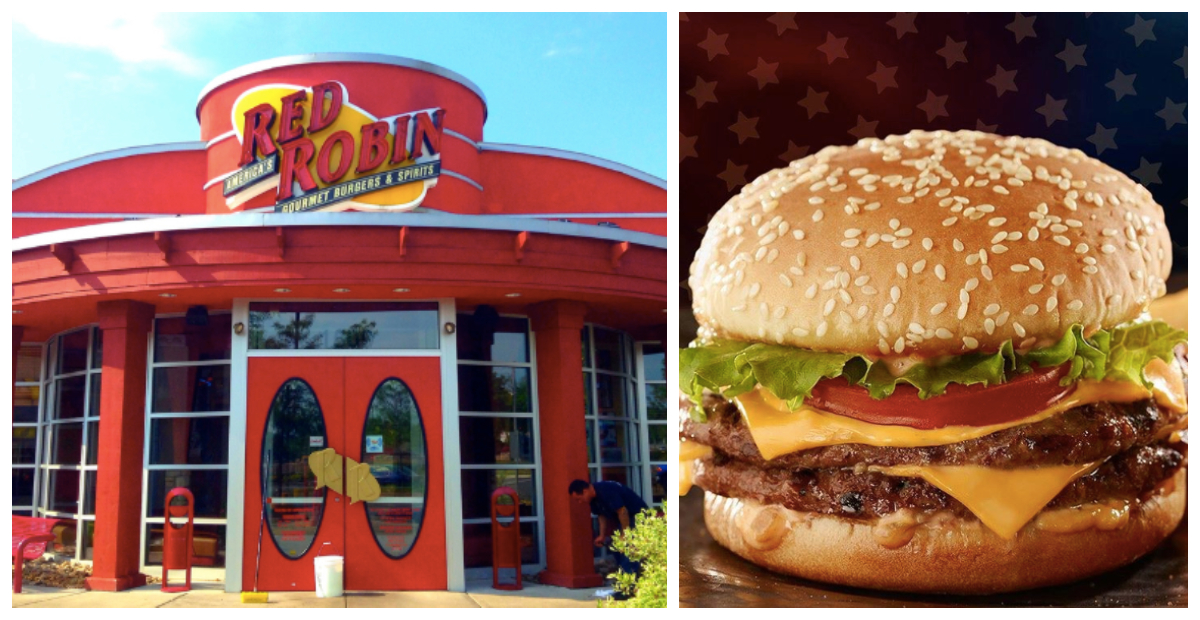 7 Surprising Facts You Might Not Know About Red Robin
