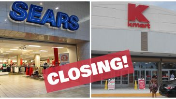 sears kmart closing