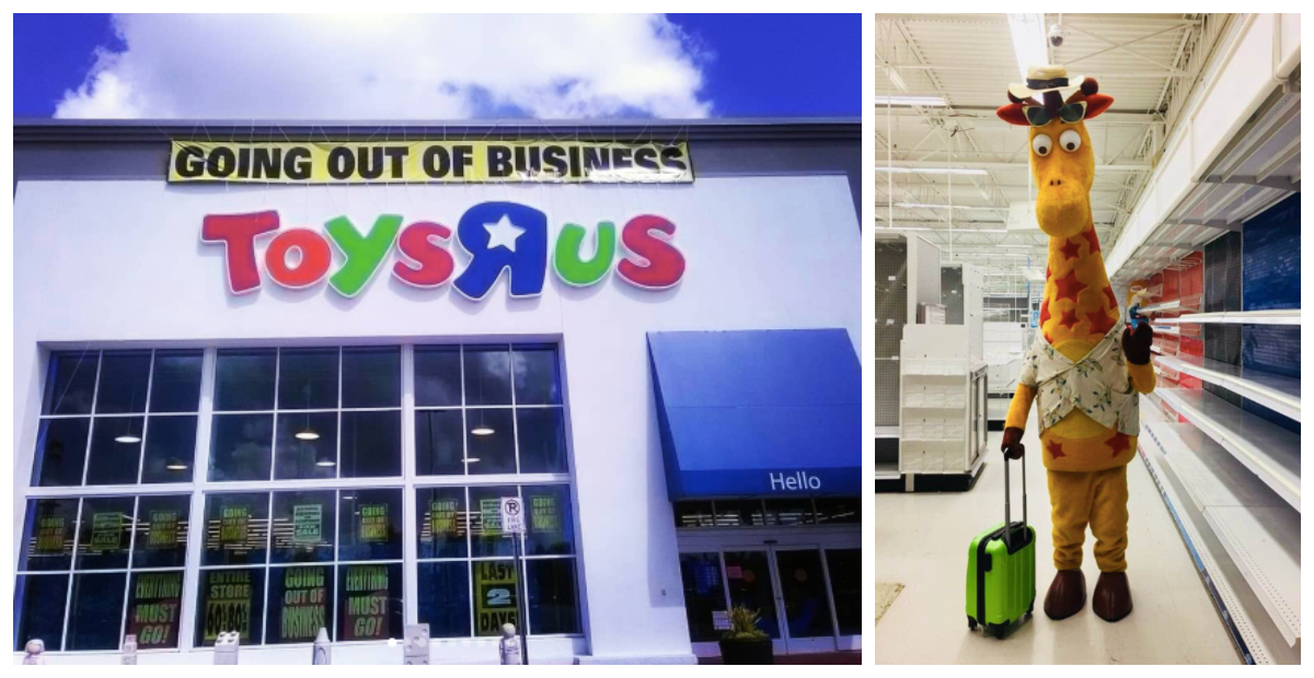 Toys r us finally closing the last few store locations - Maisonnette toys r us ...