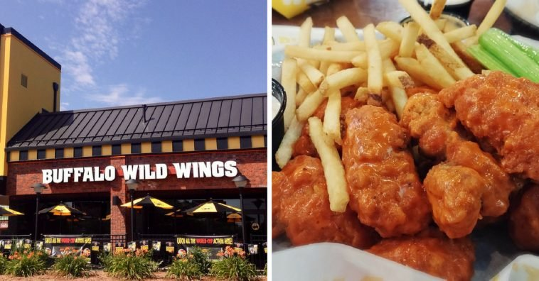 Hand-spun in a signature sauce or seasoning. It's what we're famous for. Head to Buffalo Wild Wings® today.