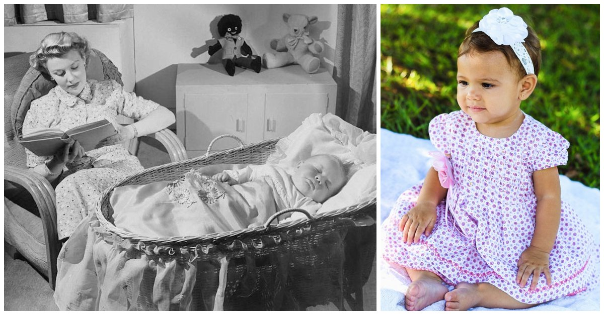 8 Vintage Baby Girl Names That Are Making A Comeback