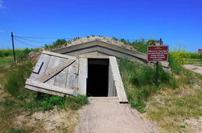 storm cellar