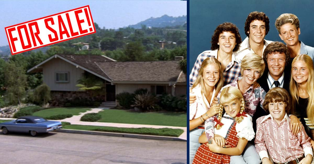 You Can Now Buy The Brady Bunch House, Take A Tour Inside