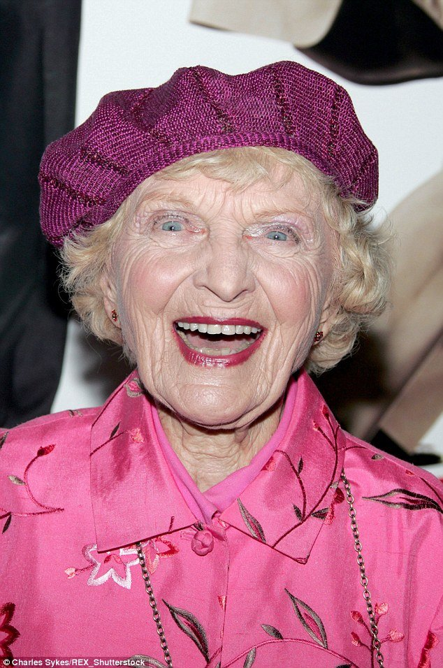 6 Famous Celebrities Who Actually Lived To Be 100 Years Old-9658