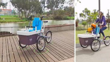 bike-stroller