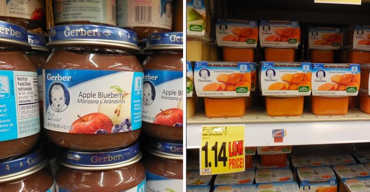 Some Of Your Go To Baby Food Brands Could Contain Alarming