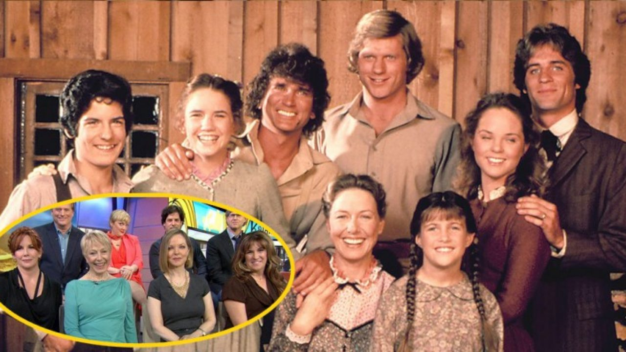 This Is What The Cast of 'Little House On The Prairie' Looks Like Now