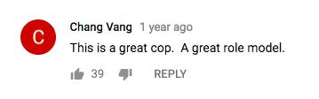 comment