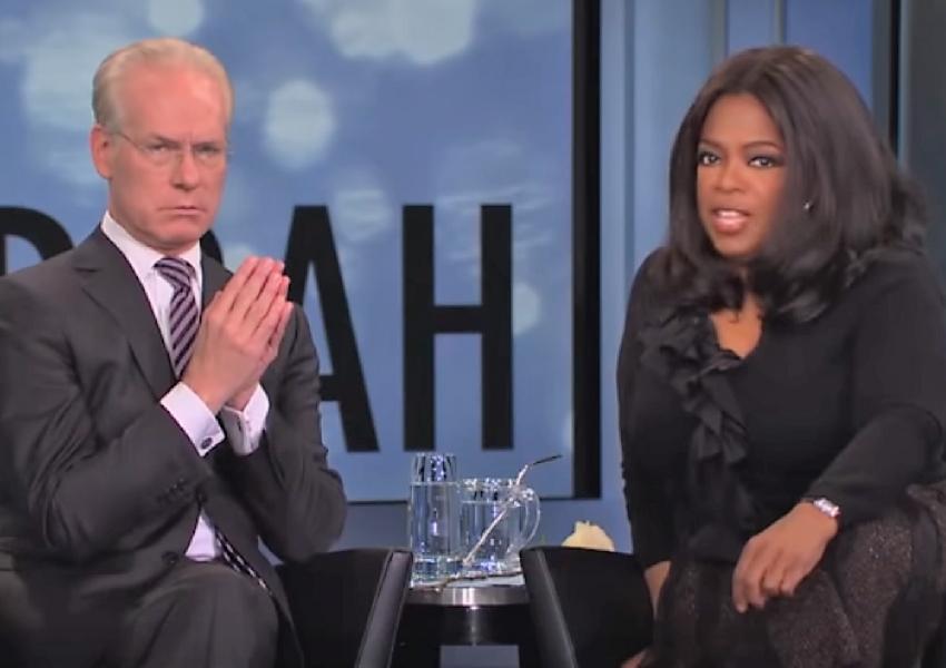 tim and oprah