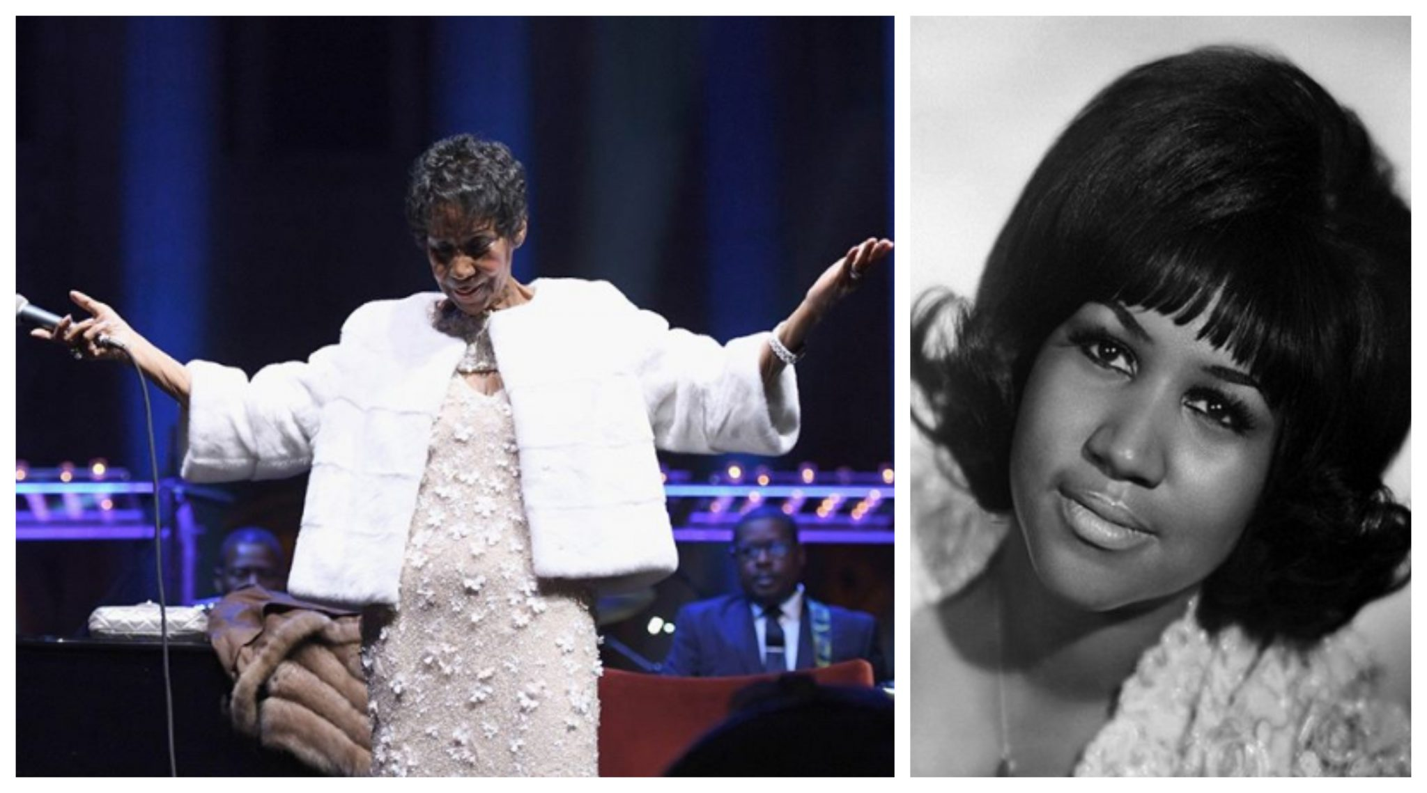 Breaking: Queen Of Soul Aretha Franklin Dies At Age 76