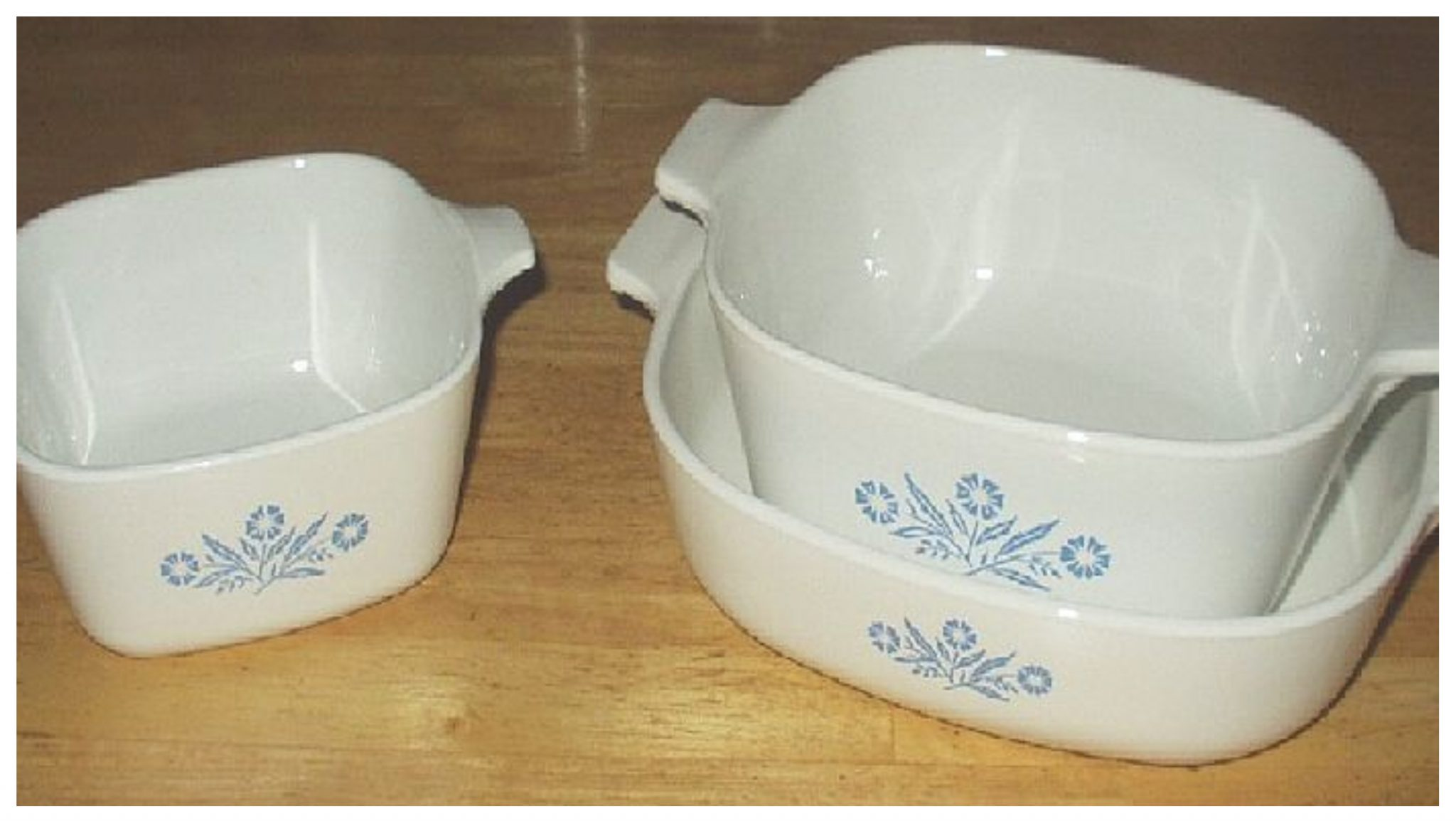 Those Vintage CorningWare Dishes Are Back In Stores For Sale