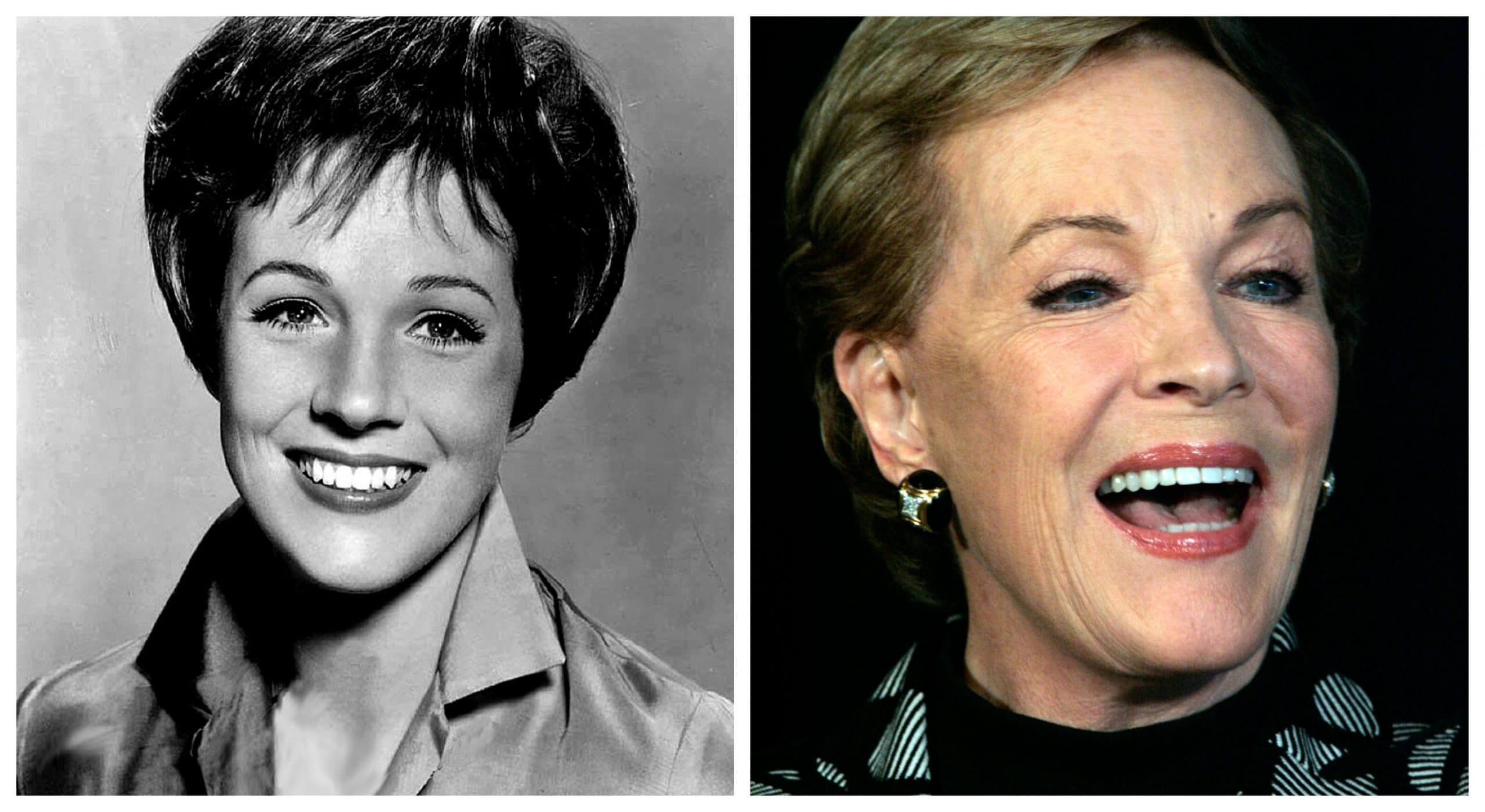 the sound of music cast then and now