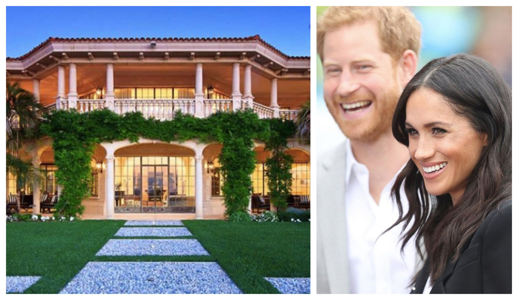 Prince Harry And Meghan Markle Are Staying In A Gorgeous Mansion For The Invictus Games