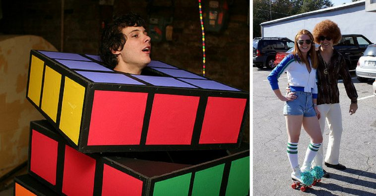 Best DIY 1970s Halloween Costumes For The Entire Family