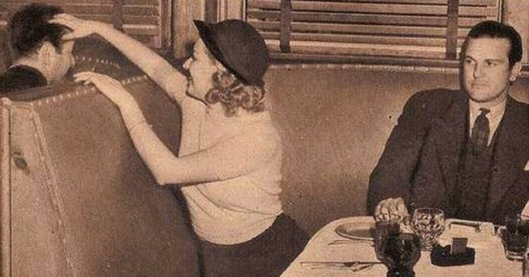 dating etiquette in the 1950s