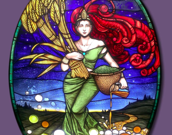 goddess of beer