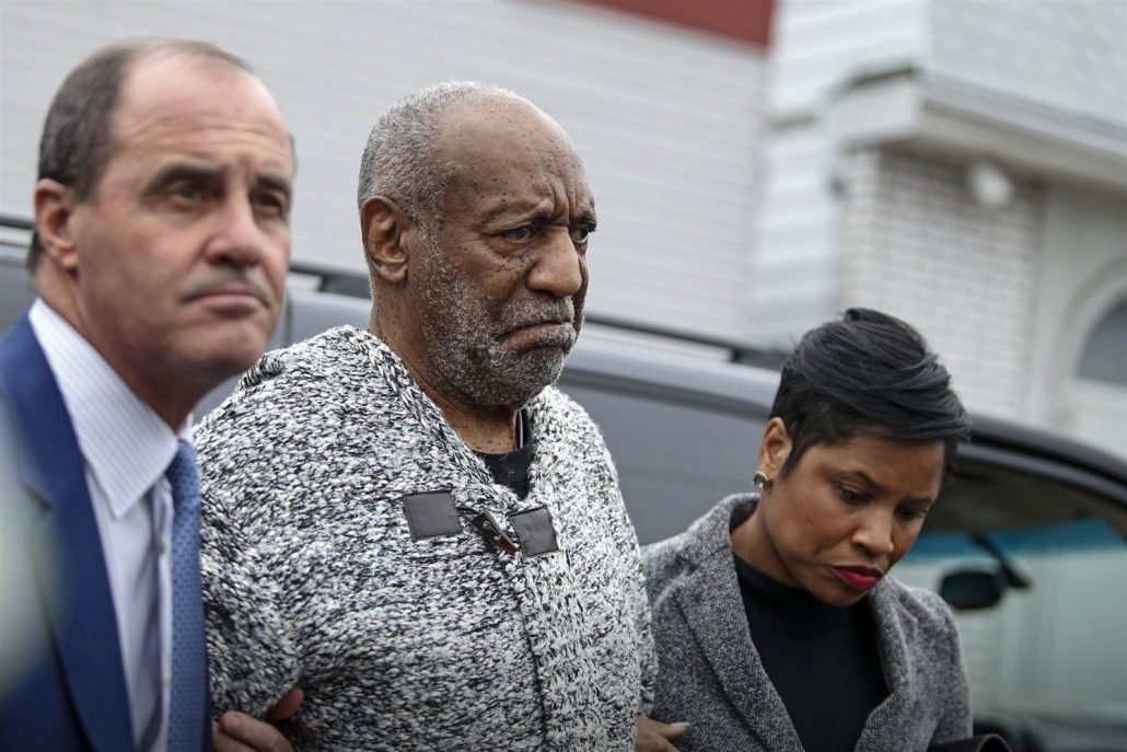 cosby sentence