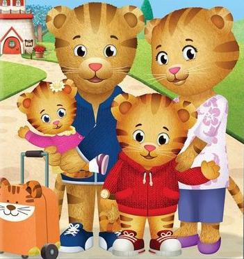 This is a photo of Dynamic Daniel Tiger Pictures