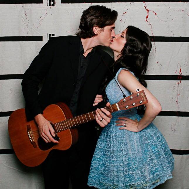 johnny and june costumes