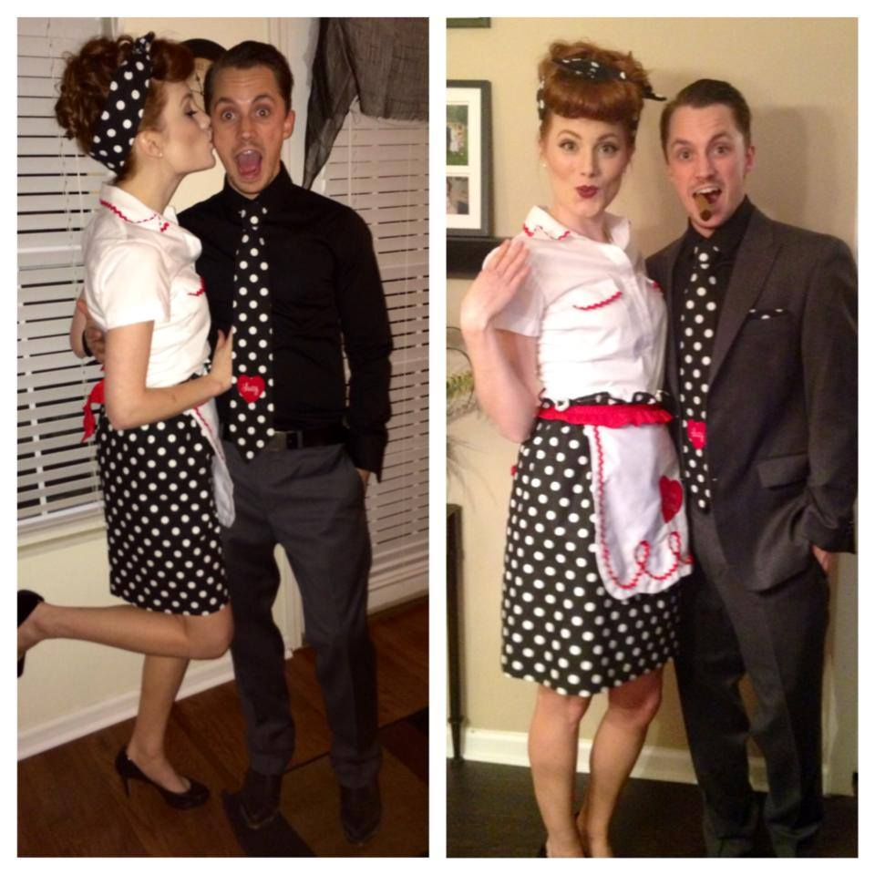 lucy and ricky costumes
