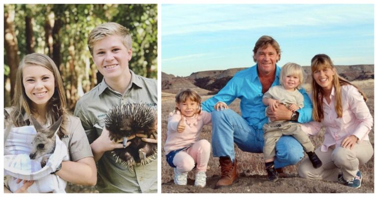 Bindi And Robert Irwin Share Posts Of Dad Days Before Anniversary Of His Death