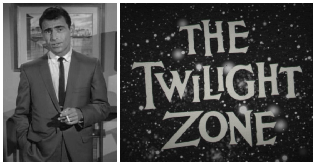 A 'Twilight Zone' Reboot Has Been Announced For 2019