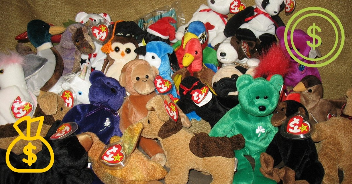 8 Of The Most Valuable Beanie Babies In The World