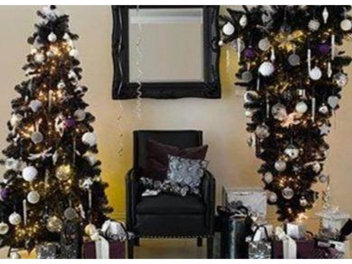 What Does It Mean When You See An Upside Down Christmas Tree