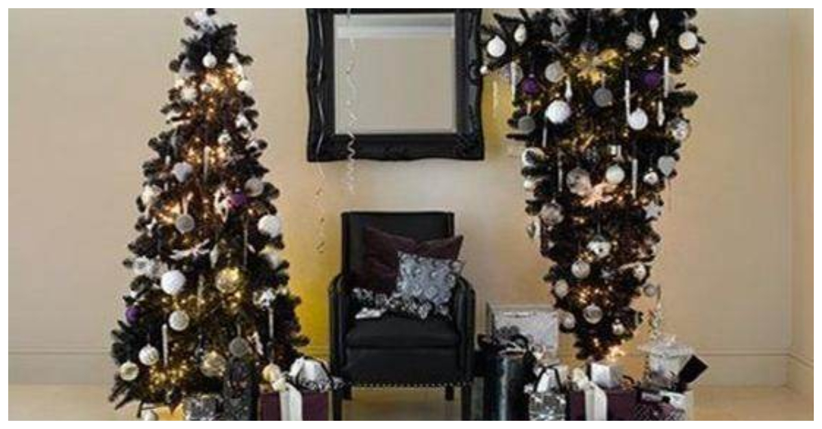 What Does It Mean When You See An Upside Down Christmas Tree?