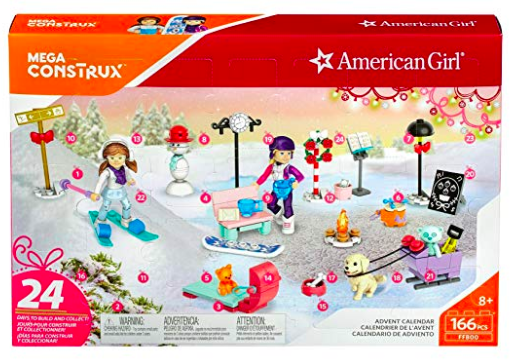 You Can Buy This American Girl Doll Advent Calendar For ...