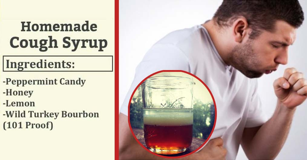 This Grandpa's Homemade Syrup Is The Perfect Remedy For A Nasty Cough