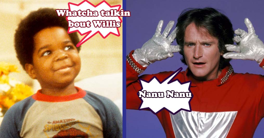 Ahh, What's Up Doc? 18 Classic Television Catchphrases Sure To Make You Smile