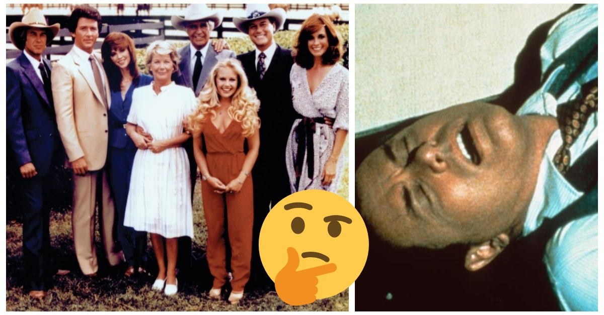 Did You Watch The Biggest Cliffhanger In TV History – Who Shot J.R.?