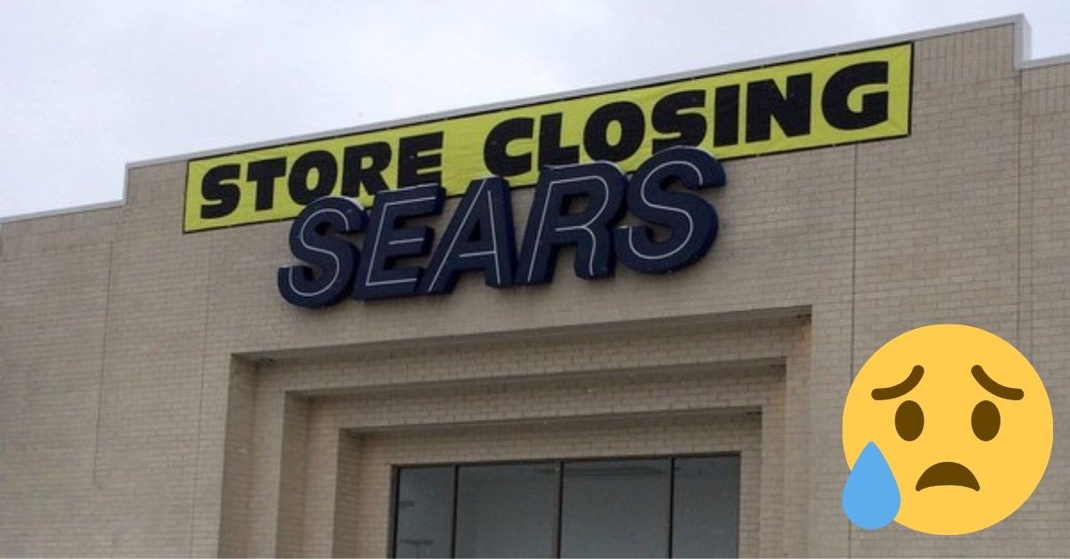 See The Full List Of Sears And Kmart Stores Closing This Year