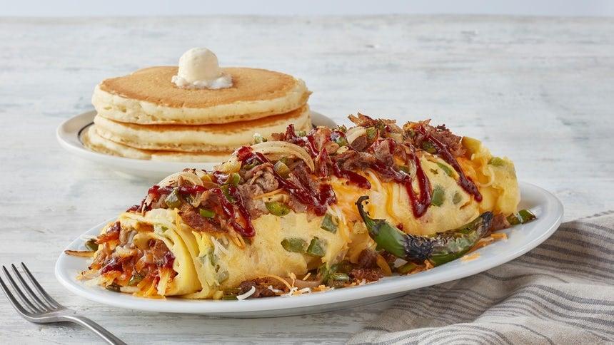 beast omelette