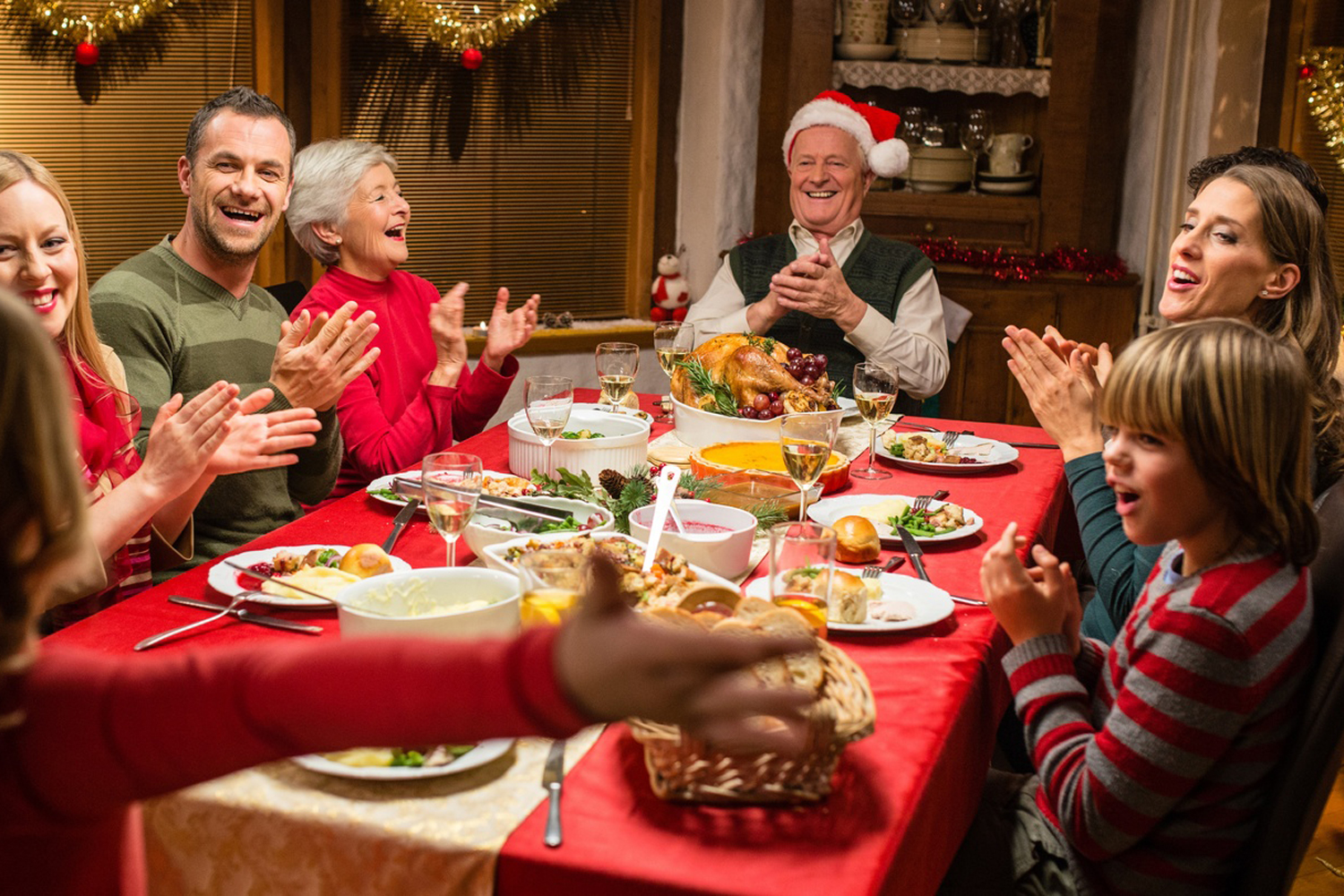Would You Ever Eat Christmas Dinner From A Can?