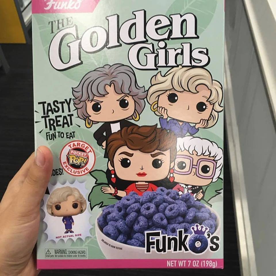 golden girls cereal