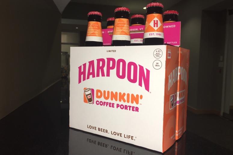 harpoon dunkin