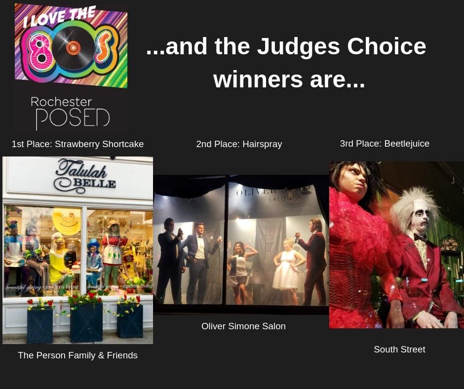 judges choice