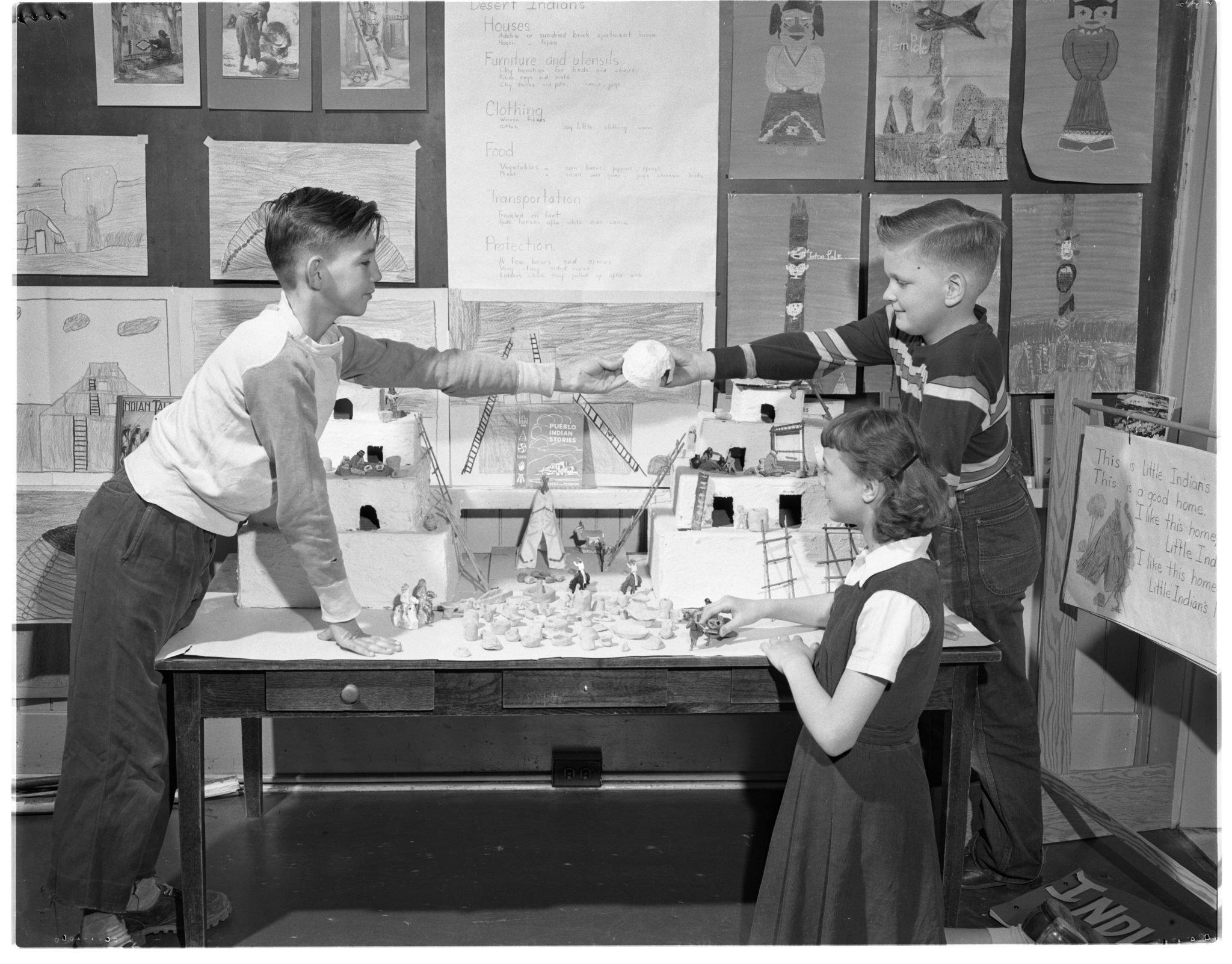 school 1951