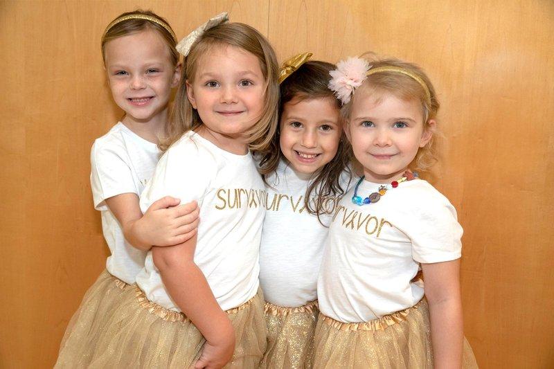 cancer survivor girls