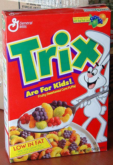 trix 1990s