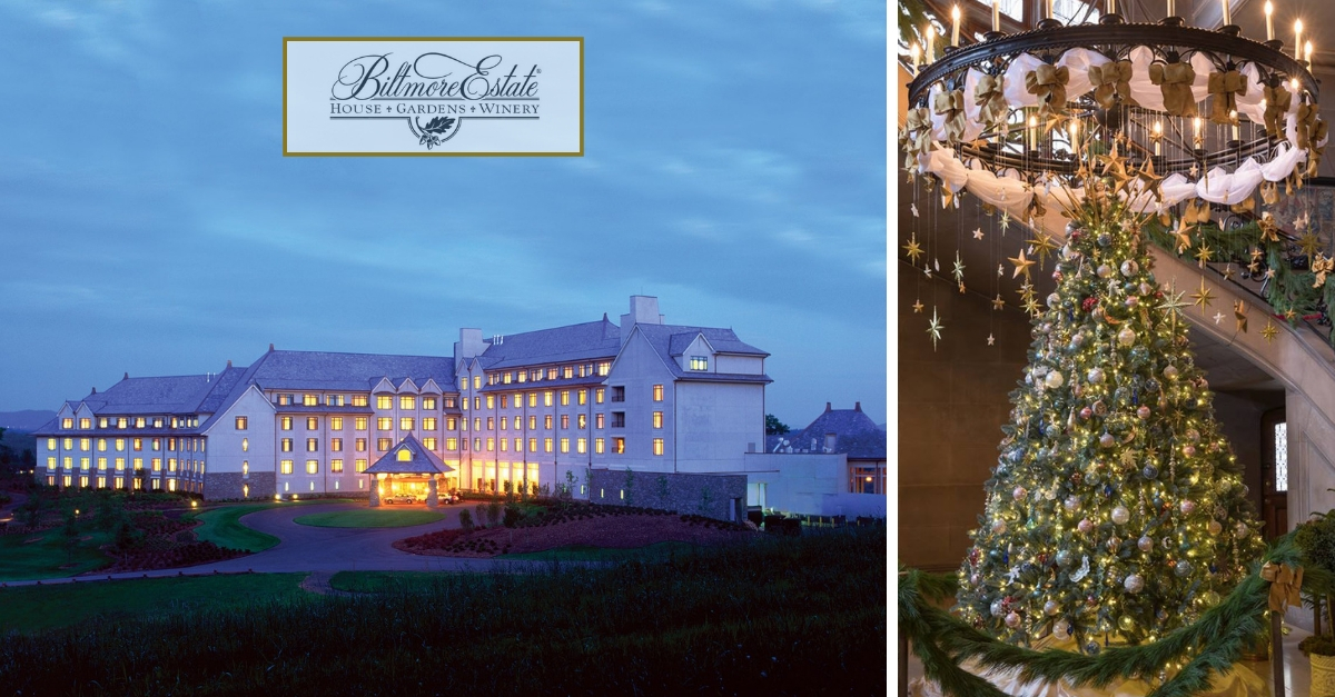 You Have To Visit The Biltmore Estate During The Christmas Season