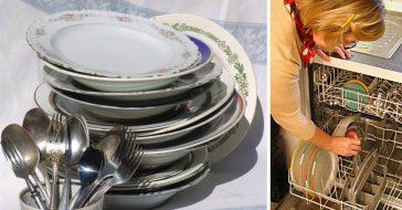dishes-dishwasher