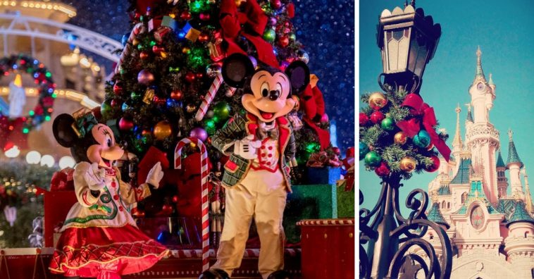 Check Out Photos Of This Year S Disney World Christmas Wonderland
