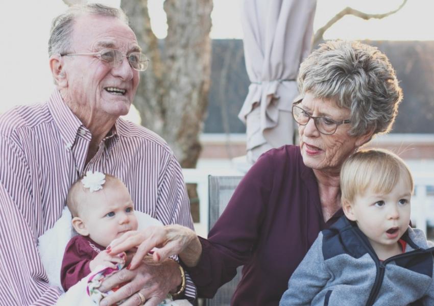 healthy older people