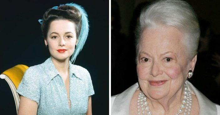 Olivia de Havilland dies at 104 from natural causes