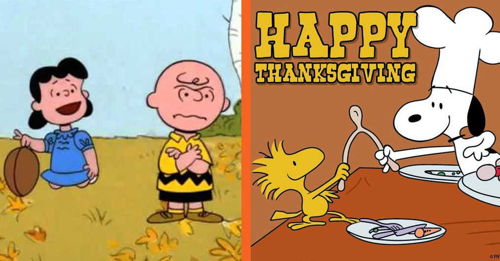 charlie brown thanksgiving apos - 1015×530
