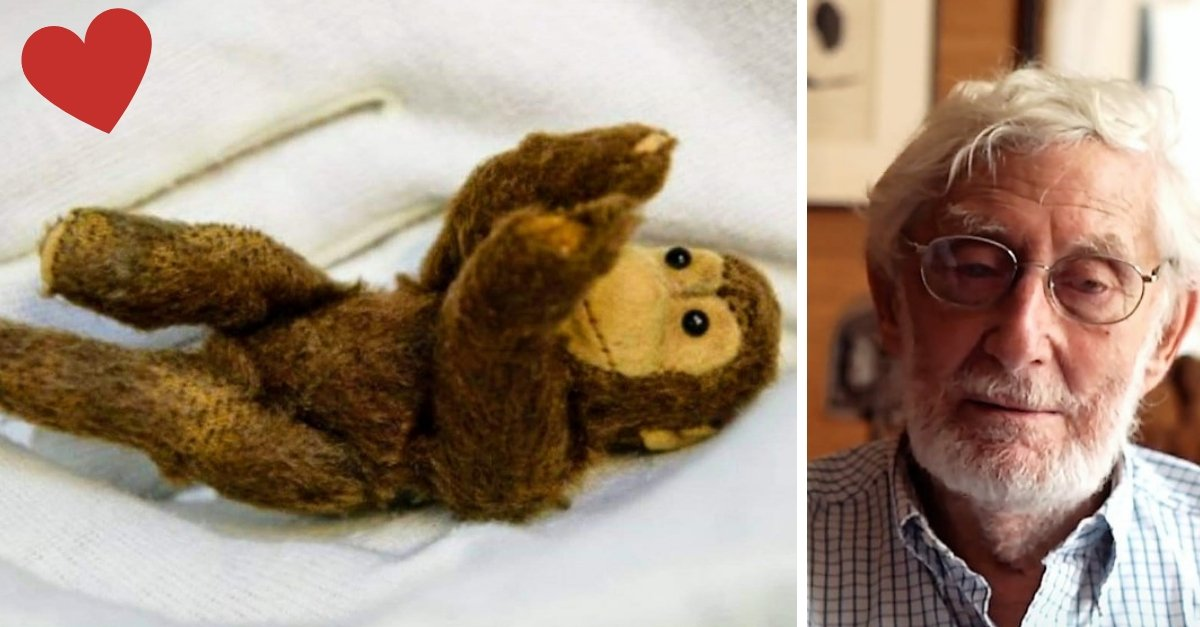 A Toy Monkey That Made It Out Of Nazi Germany Leads To An Amazing Family Discovery